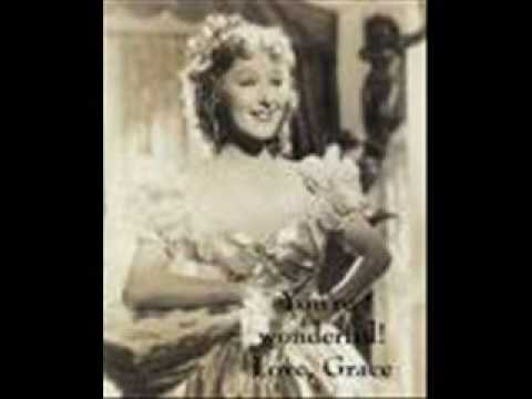 Grace Moore - I give my Heart