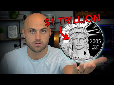 The Trillion Dollar Coin Plan is Back