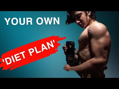 Make your own 'DIET PLAN' for Gaining Muscle | All about Macros | Fast Results thumbnail