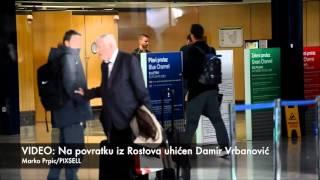 Vrbanovića priveli policajci u civilu