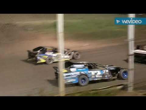 9/21/19 Sport Mods A-main at I-76 Speedway