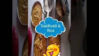 Nyetarikese Banaiye Daldhokli Recipe In Hindi , Gujarati Special Recipe Daldhokli .