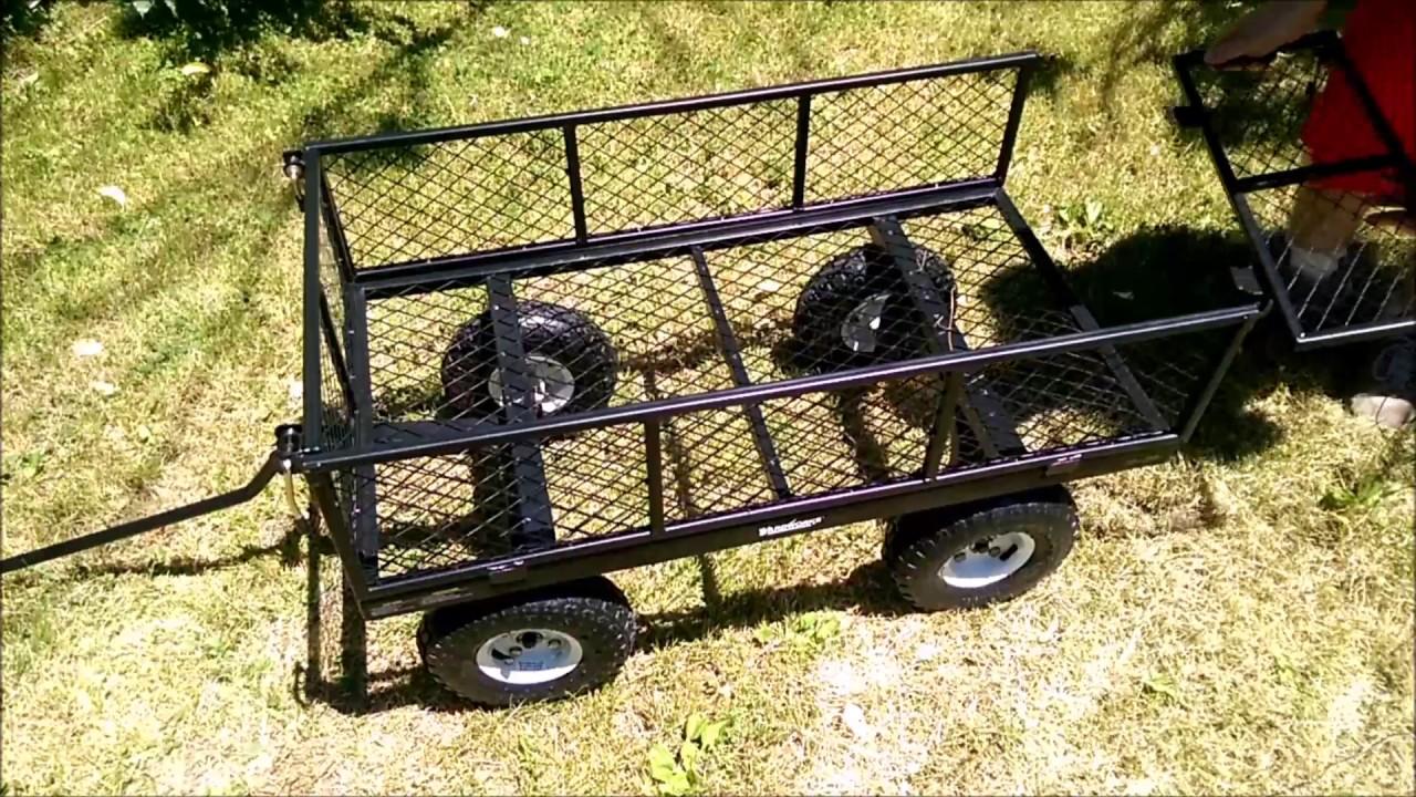 Garden Carts At Menards The Best Cart