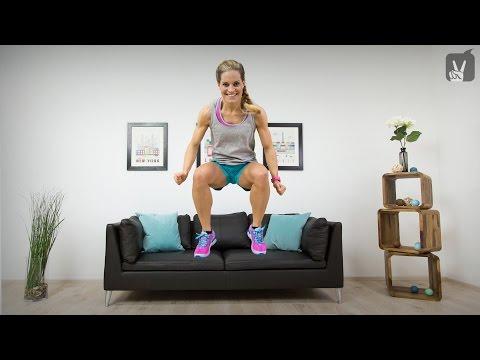 Jump Fitness Workout – Power Training