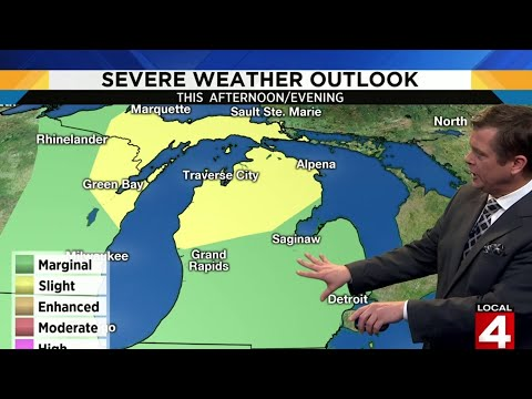 Metro Detroit weather forecast for July 10, 2019 — morning update