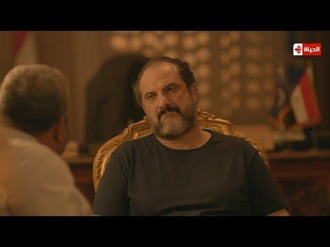 الأسطورة خالد الصاوي' دافنشي ' في مشهد عالمي ' دقق في عين عدوك اذا وعد '