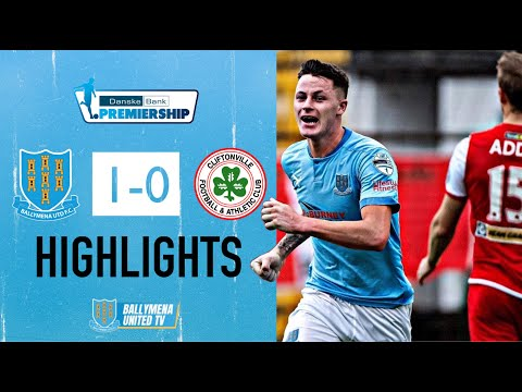 Ballymena Cliftonville Goals And Highlights