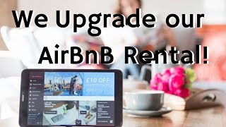 Gambar cover We Upgrade our AirBnB Rental with a YourWelcome Tablet