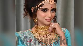 Pakistani and Indian Bridal Makeup | MJ MAKEUP ARTIST