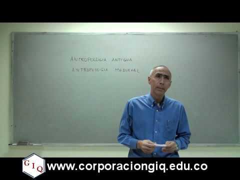 Antropología Antigua y Medieval