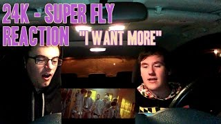 """(Our Intro) 24K - Super Fly MV Reaction (Non-Kpop Fan) """"I Want More"""""""
