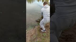 Клариевый сом Рыбалка в Дурыкино