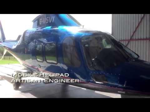 Artisan Engineering: Mobile Helipad