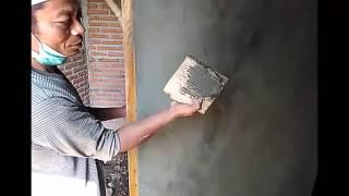 Cara Plesteran dan Acian Tembok secara Halus dan Cepat - Rumah Idaman