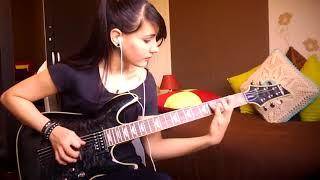 Download Video Gitaris Cantik skill hebat MP3 3GP MP4