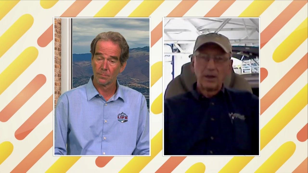 Dan Feil on Pikeminnow 2020-06-15