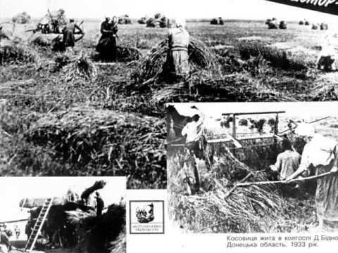The Terrible Ukrainian Famine of 1932-33