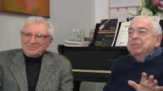 Jerry Bock and Sheldon Harnick with David Zippel