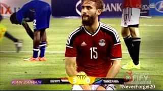 الكورة مش مع عفيفي #3 - تحليل مباراة مصر وتنزانيا 14-6-2015