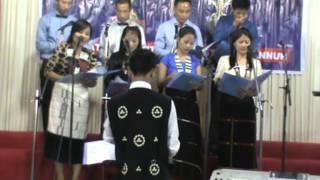 song by India Baptist Theological Seminary Kottayam at Holy Night 2014 carol festival