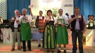 Volksfest Königsbrunn Gautsch am 1. Tag