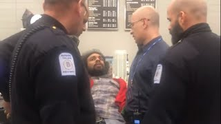 Backlash After Black Columbia Student Pinned by Security | NBC New York