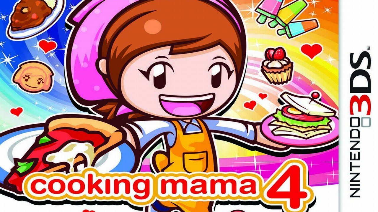 Cooking mama 3 shop and chop nds rom download