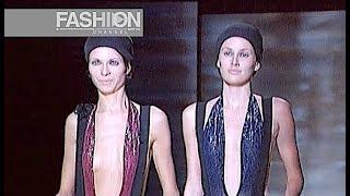 GIORGIO ARMANI Spring Summer 2001 Milan - Fashion Channel