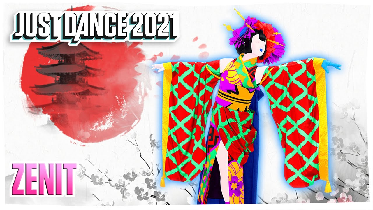 Just Dance 2021 Zenit By Onuka Official Track Gameplay Us Youtube