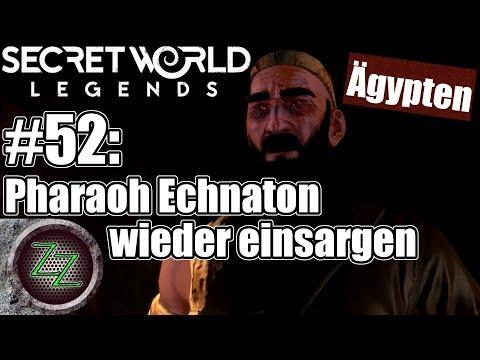 Secret World Legends #52 Schwarze Sonne, roter Sand 16 bis 19 Finale gameplay german deutsch