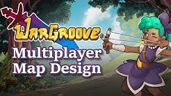 Wargroove Map Editor: Building A Competitive Map