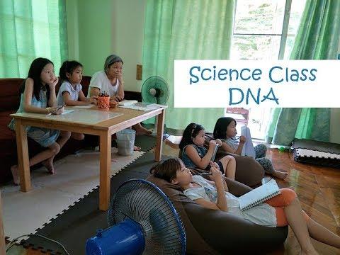 Little NNTP   science class DNA