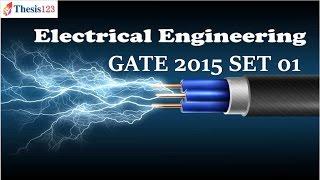 Gate 2015 EE (Set 1) Q52