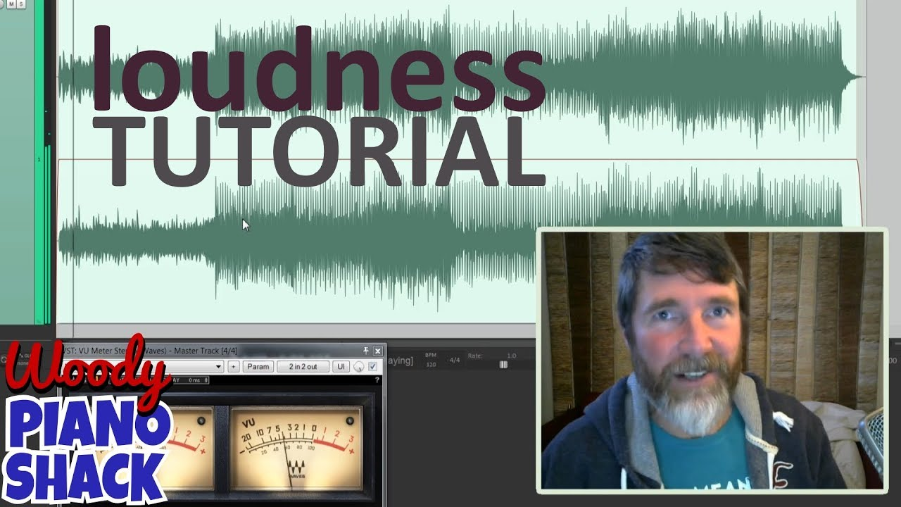 The loudness war - how to get it right for YouTube, Spotify