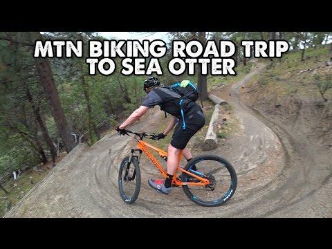 Downhill Mountain Biking in Ashland Oregon