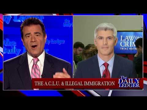 Law & Crime Network Reporter, Aaron Keller, on Immigration Concerns