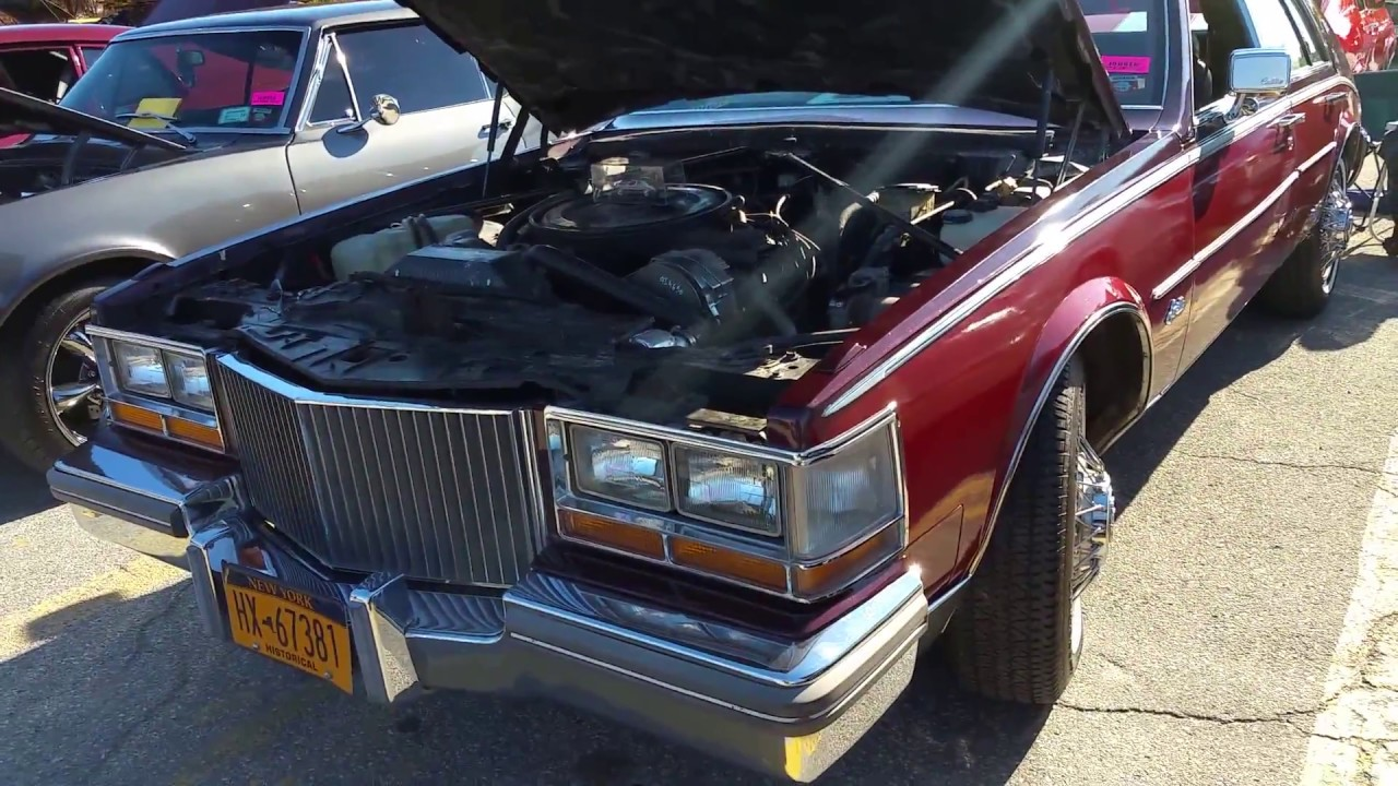 1980 Cadillac Seville - YouTube