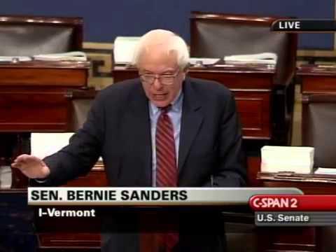 Bernie Sanders on Torture (11/8/2007)