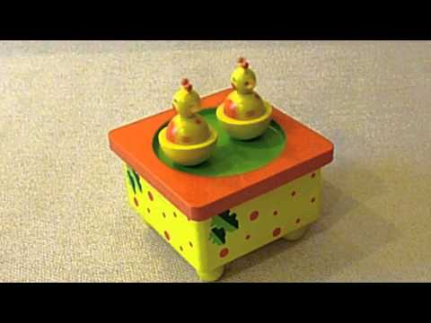 Giraffe Music Box - Baby Gifts - Snuggle Collection - Wholesale Giftware