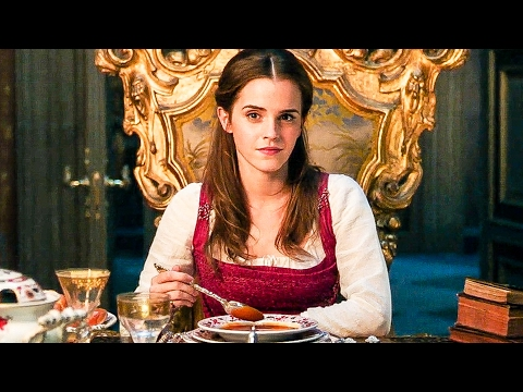 Thumbnail: BEAUTY AND THE BEAST 'Something There' Movie Clip + Trailer (2017)