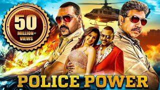 Police Power Full South Indian Hindi Dubbed Action Movie |Raghava Lawrence Tamil Hindi Dubbed Movies