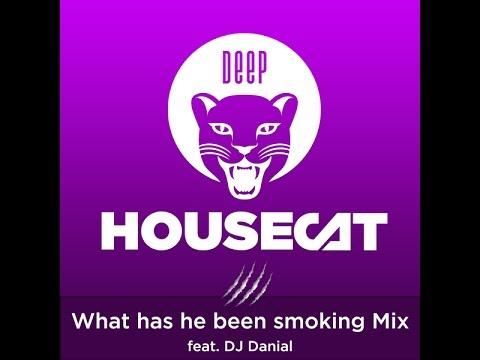 Deep House Cat Show - What has he been smoking Mix - feat. DJ Danial