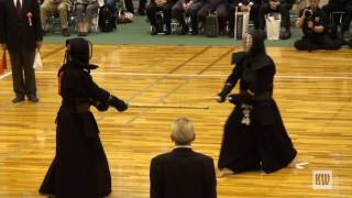 15th All Japan 8-dan Kendo Championships — Final