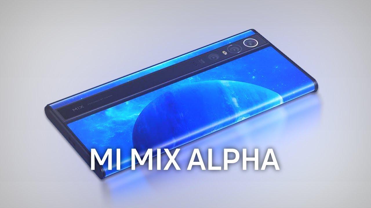 Xiaomi Mi Mix Alpha - теперь Apple для нищебродов