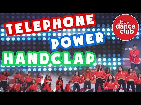 [4K] 191110 TELEPHONE + POWER + HANDCLAP - Performance by BUV Dance Club from Vietnam