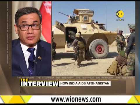 The Interview: Afghanistan defence minister Lt Gen Tariq Shah Bahramee speaks to WION