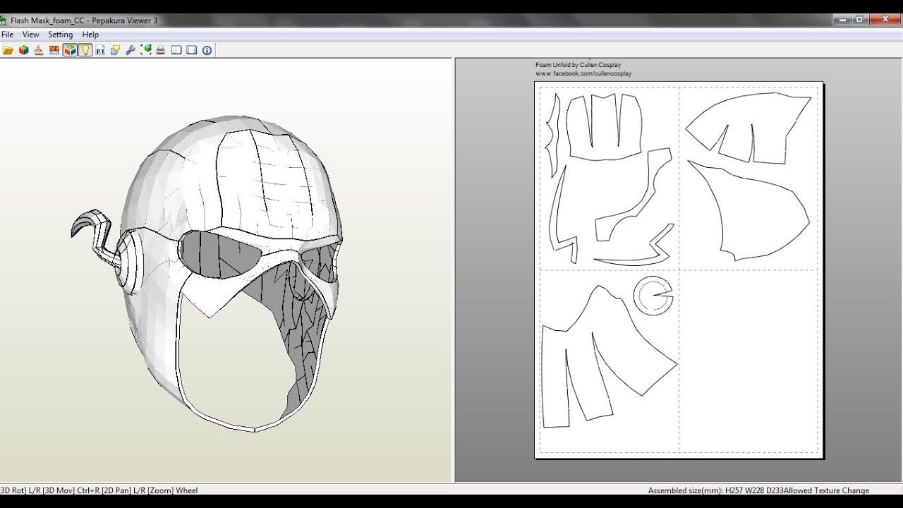 Tutorial,como hacer la mascara de flash. - YouTube