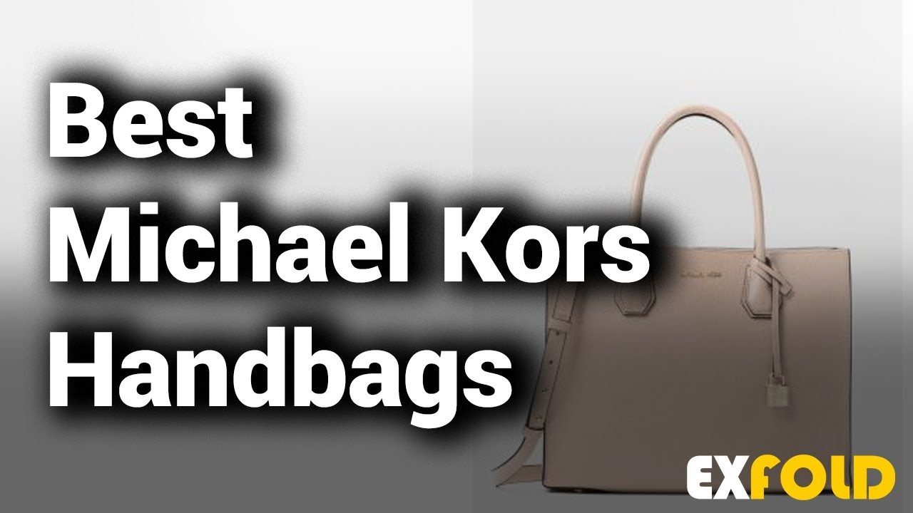 e1416e614 10 Best Michael Kors Bags 2018 With Price - YouTube