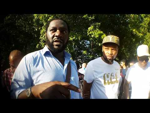 HIT - Brother TY: Big Bro, Gary, TY & AR23: Perspective on Negrophobia and Recent Events
