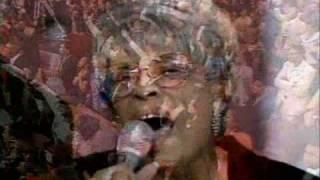 Vickie Winans'  late mother Mattie Bowman sings I WON'T COMPLAIN
